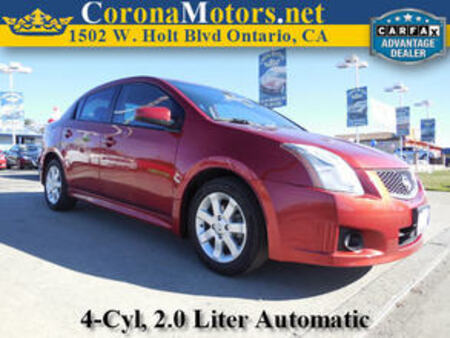 2011 Nissan Sentra 2.0 SR for Sale  - 11183  - Corona Motors