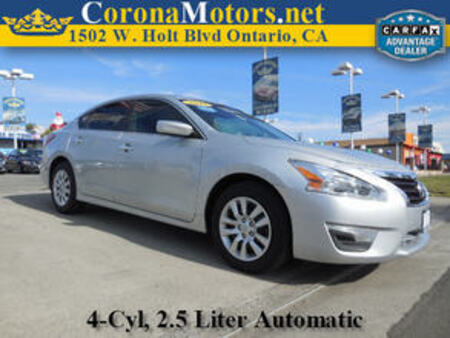 2013 Nissan Altima 2.5 S for Sale  - 11170  - Corona Motors