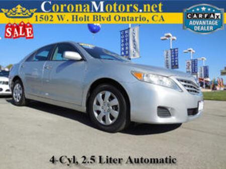 2011 Toyota Camry LE for Sale  - 11512  - Corona Motors