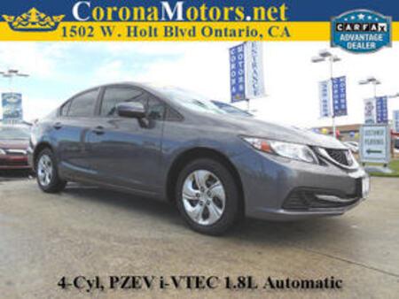2014 Honda Civic Sedan LX for Sale  - 11571  - Corona Motors