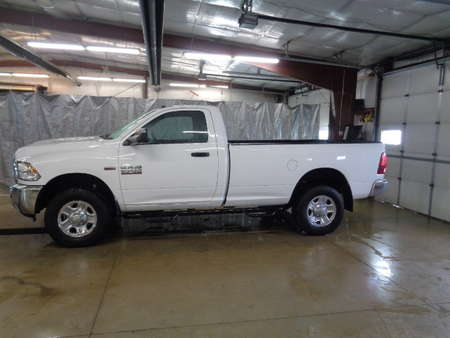 2015 Ram 2500 Regular Cab Tradesman 4x4 for Sale  - 477  - West Side Auto Sales