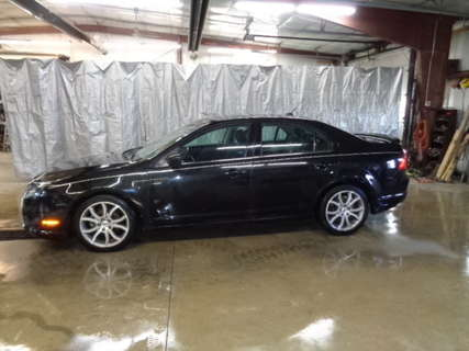 2011 Ford Fusion SE S