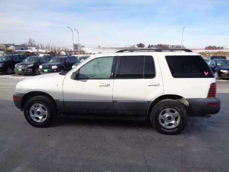 2002 Mercury Mountaineer Sport Utility 4dr 4x4 for Sale  - 462  - West Side Auto Sales