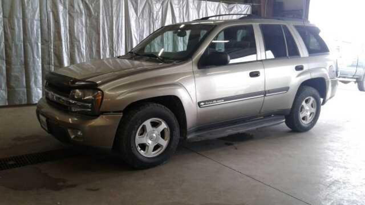 2002 Chevrolet TrailBlazer  - West Side Auto Sales