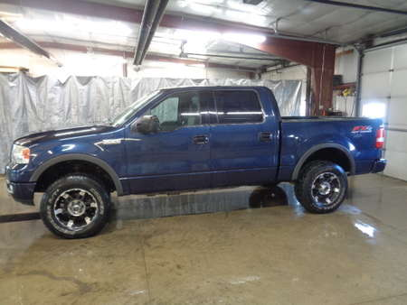 2004 Ford F-150 Super Crew FX4 4x4 for Sale  - 63  - West Side Auto Sales