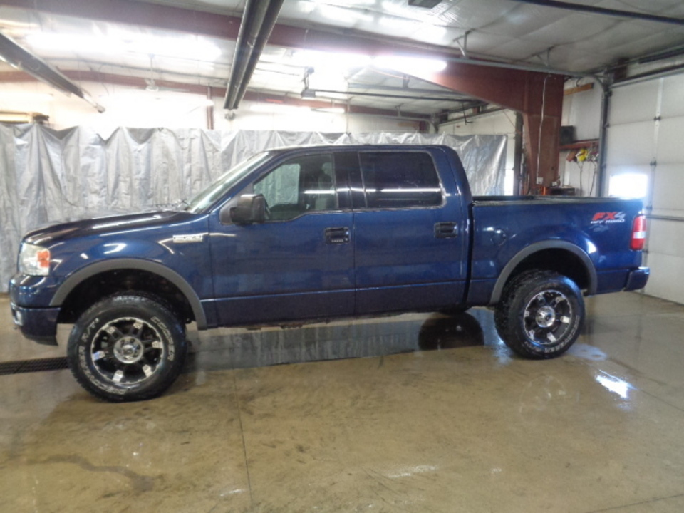 2004 Ford F-150  - West Side Auto Sales