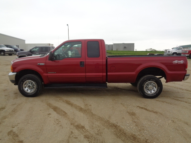 2001 Ford F-250  - West Side Auto Sales