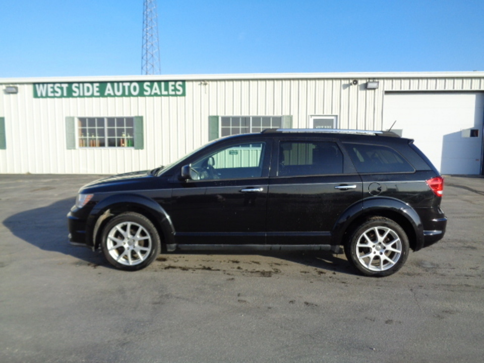 2011 Dodge Journey  - West Side Auto Sales