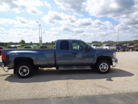 2008 Chevrolet Silvarado 3500 HD Extended Cab Dually LT 4x4 for Sale  - 356  - West Side Auto Sales