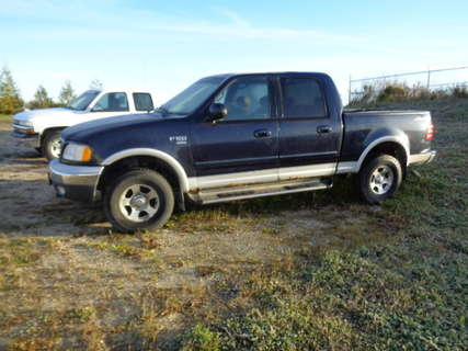 2001 Ford F-150 Supe