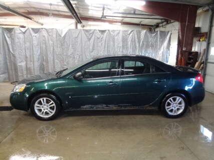 2006 Pontiac G6 SEDA
