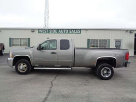 2008 Chevrolet Silvarado 3500 HD Extended Cab LT Dually Diesel 4x4 for Sale  - 348  - West Side Auto Sales