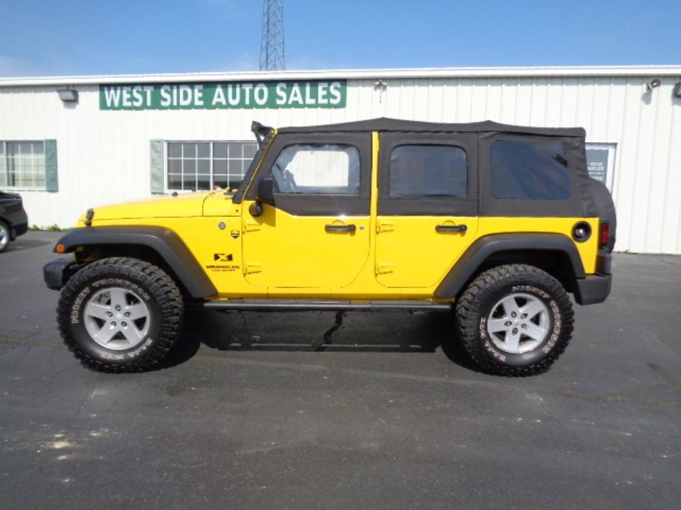 Thumbnail 2008 Jeep Wrangler   West Side Auto Sales ...