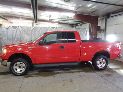 2004 Ford F-150 Supe