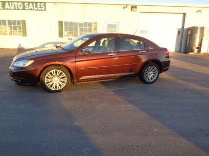 2012 Chrysler 200 LIMI