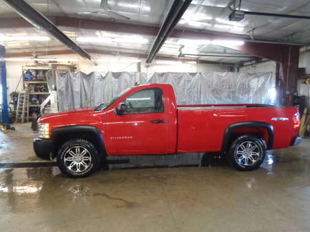 2008 Chevrolet Silverado 1500 Regular Cab Work Truck for Sale  - 493  - West Side Auto Sales