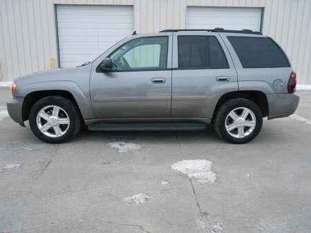 2008 Chevrolet TrailBlazer Chrome wheels LT package 4200 V6 Low miles loaded for Sale  - 1298  - Auto Drive Inc.
