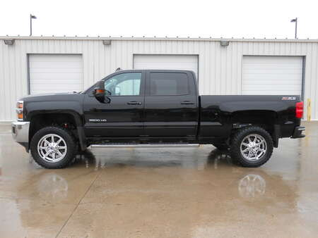 2016 Chevrolet Silverado 2500 HD Z71 Off Road Package. Duramax with Allison Trans for Sale  - 1122  - Auto Drive Inc.