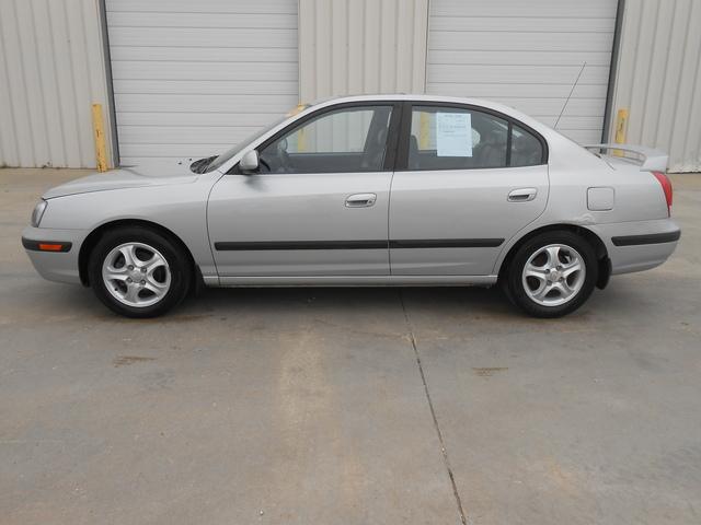 2003 Hyundai Elantra  - Auto Drive Inc.
