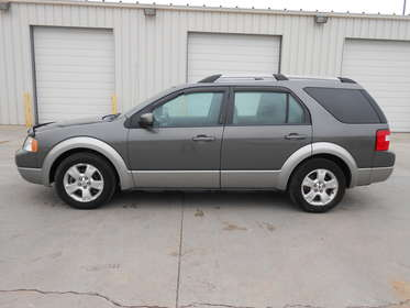 2005 Ford Freestyle Mech