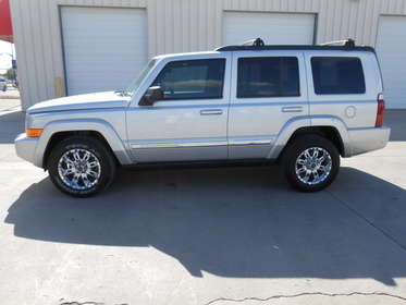 2010 Jeep Commander 3.7