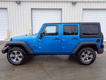 2015 Jeep Wrangler Unlimited Spor