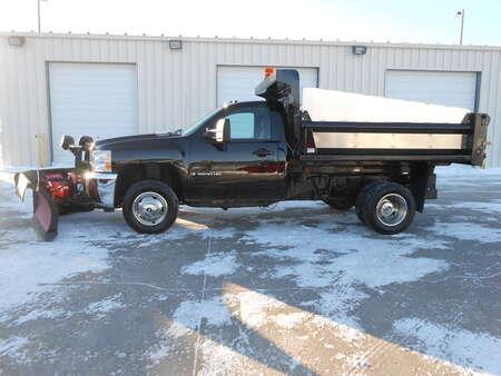 2008 Chevrolet Silvarado 3500 Silverado. Dump Truck Body Boss 9'2