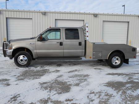2004 Ford F-350 6.0 liter Diesel. Lariat Package. Aluminum Bed 4x4 for Sale  - 2020  - Auto Drive Inc.