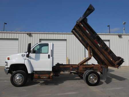2007 Chevrolet C5500 Duramax Diesel. Allision Transmission. Rare 4x4 for Sale  - 5732  - Auto Drive Inc.