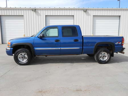 2003 GMC Sierra 1500 Crew Bab.  Heavy Duty 3/4 Ton 4x4 8 Bolt Wheels. for Sale  - 8170  - Auto Drive Inc.