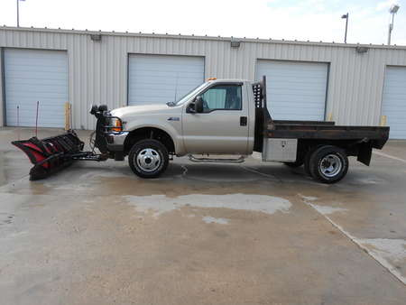 2001 Ford F-350 Boss 7'6 Poly Snow Plow Included. New Tires Too! for Sale  - 4946  - Auto Drive Inc.