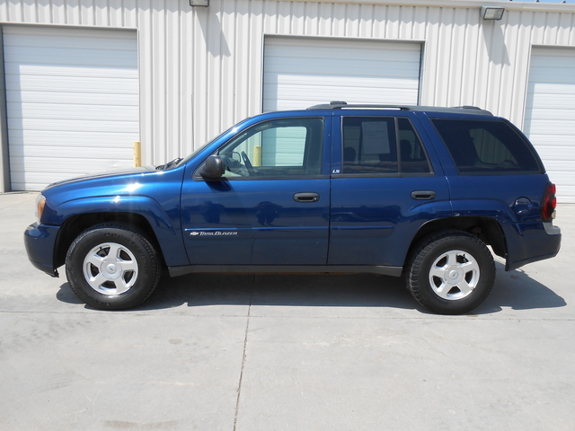 2002 Chevrolet TrailBlazer  - Auto Drive Inc.