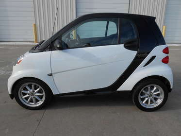 2009 Smart passion coupe