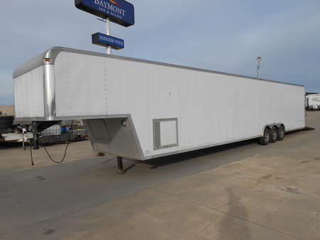 2013 Other Other Gooseneck Racing Trailer. Cabinets. for Sale  - 0050  - Auto Drive Inc.
