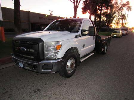 2011 Ford F-350 XL REG CAB 91/2 FT flat bed DRW diesel for Sale  - 7455  - AZ Motors