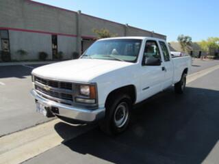2000 Chevrolet C2500 xcab