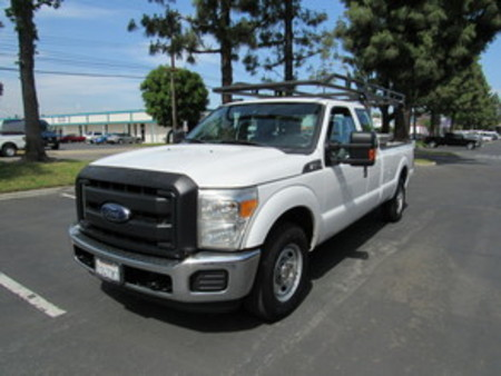 2013 Ford F-250 XL super cab long bed lumber rack for Sale  - 0489  - AZ Motors