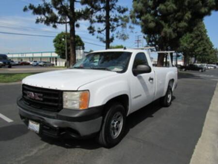 2007 GMC Sierra 1500 Work Truck reg cab long bed for Sale  - 1091  - AZ Motors