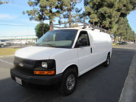 2008 Chevrolet Cargo Van extended Cargo Van for Sale  - 1671  - AZ Motors