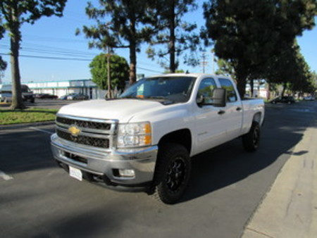 2011 Chevrolet Silverado 2500HD LT 4wd 6.6L duramax Z71 crew cab for Sale  - 5587  - AZ Motors