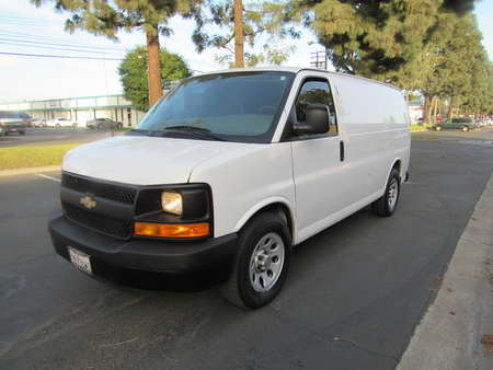 2013 Chevrolet Express V6 Cargo Van for Sale  - 7577  - AZ Motors