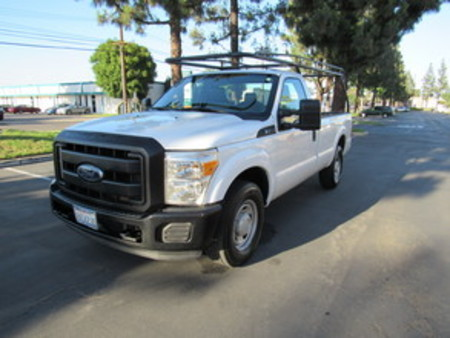 2014 Ford F-250 REG CAB LONG BED- XL- LUMBER RACK for Sale  - 1477  - AZ Motors