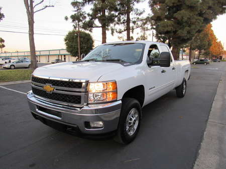 2012 Chevrolet Silverado 2500HD crew cab long bed 2wd LT for Sale  - 1352  - AZ Motors