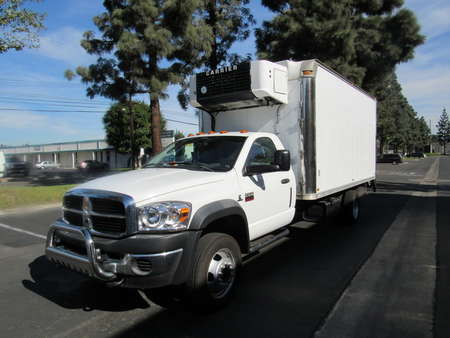 2008 Dodge Ram 5500 REFRIGERATOR WITH LIFT -DRW for Sale  - 9835  - AZ Motors