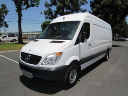 2013 Mercedes-Benz Sprinter Cargo Vans EXT cargo van super high ceiling for Sale  - 5680  - AZ Motors
