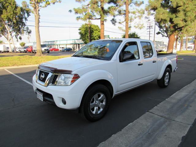 2012 Nissan Frontier  - AZ Motors