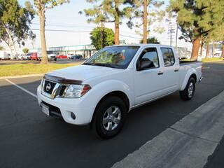 2012 Nissan Frontier crew