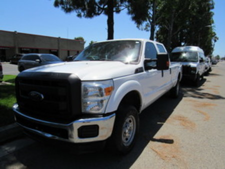 2012 Ford F-250 CREW CAB LONG BED 4WD XL for Sale  - 1262  - AZ Motors