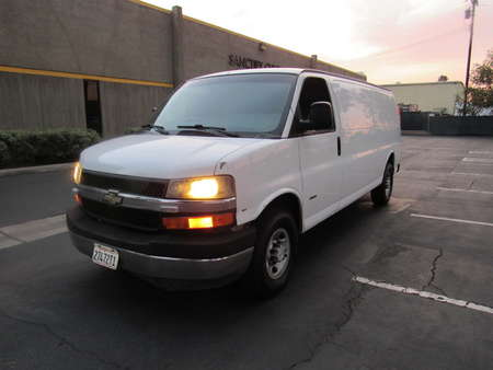 2007 Chevrolet Express 6.6L DURAMAX DIESEL-Cargo Van for Sale  - 8324  - AZ Motors