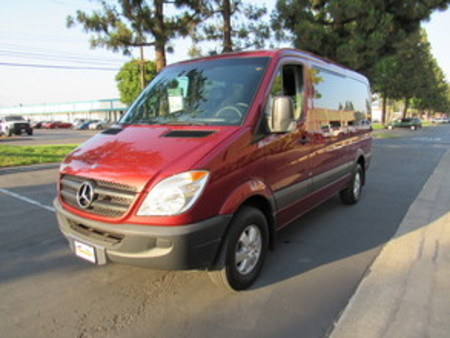 2011 Mercedes-Benz Sprinter Passenger Vans 12 passenger 144 for Sale  - 4372  - AZ Motors